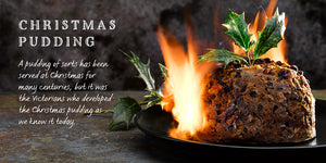 Flavours of England Festive Gilli Davies Huw Jones published by Graffeg Christmas Puddings