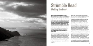 A Year in Pembrokeshire Jamie Owen David Wilson published by Graffeg Stumble Head photography
