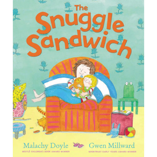 The Snuggle Sandwich by Malachy Doyle