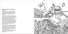 Load image into Gallery viewer, Helen Elliott Village Life Colouring Book, published by Graffeg, Penbryn