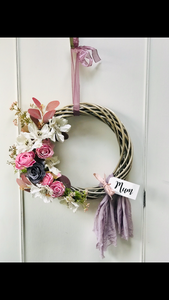 'Betsy' Celebration Wreath