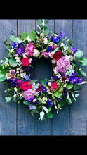 Load image into Gallery viewer, Sympathy Wreath