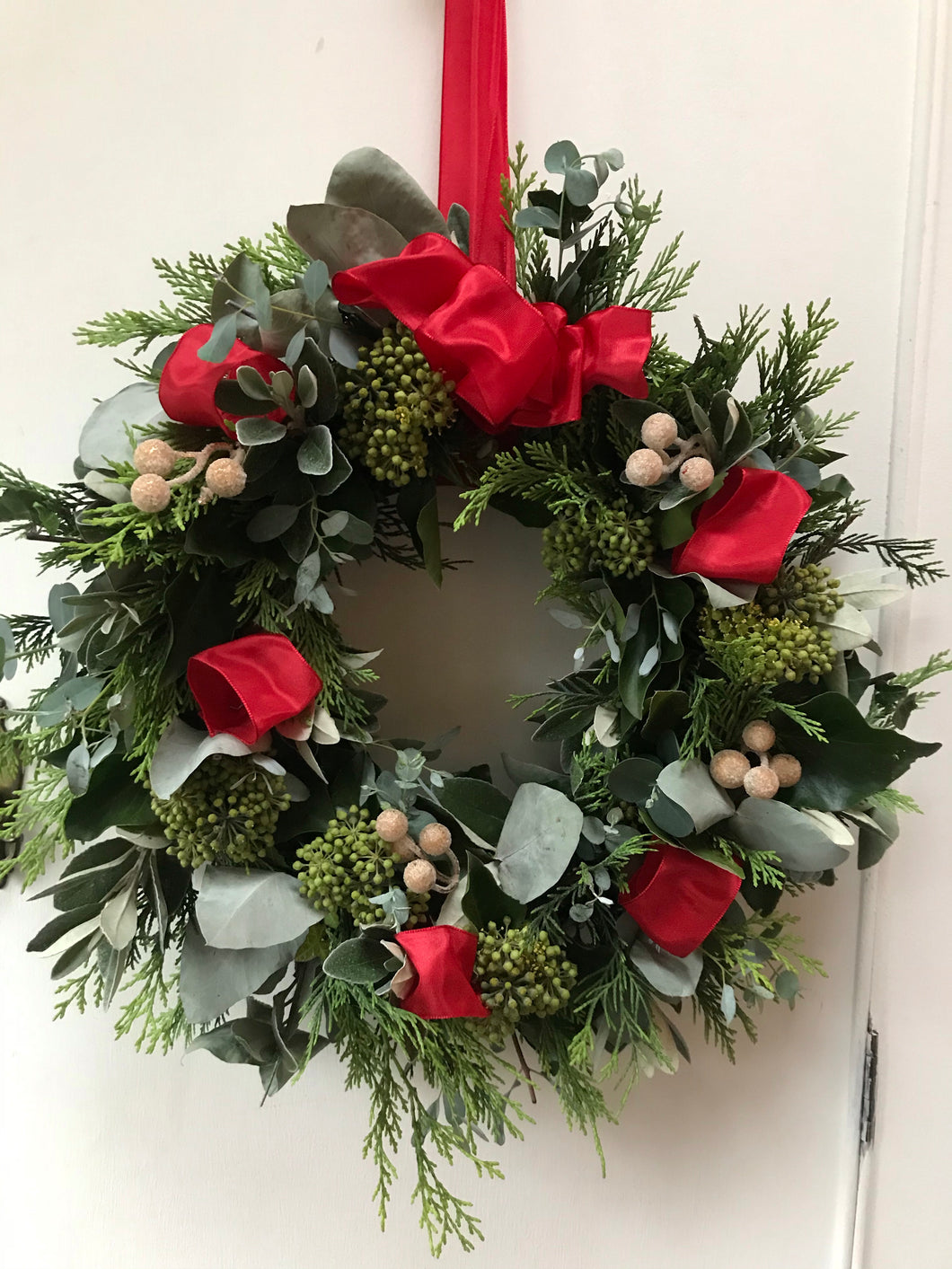Florist Choice Fresh Wreath