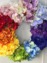 Load image into Gallery viewer, Hydrangea Rainbow