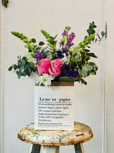 Load image into Gallery viewer, Sac De Fleurs