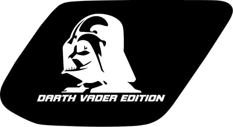 Darth Vader toyota 4runner 5th & 4TH gen  ( precut ) - OGRAPHICS