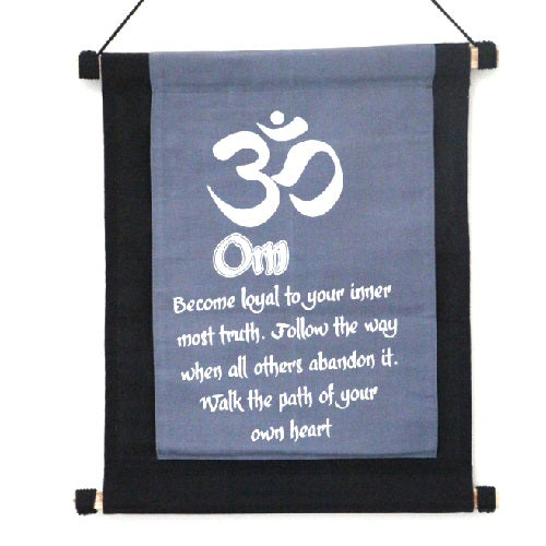 Om Affirmation - Just-Oz