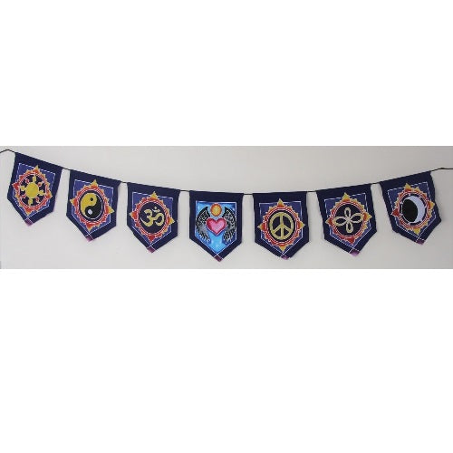 Harmony Bunting Banner - Just-Oz