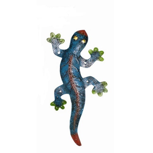 Metal Wall Art Gecko - Just-Oz