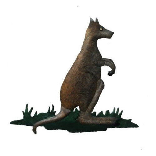 Kangaroo Standing - Just-Oz