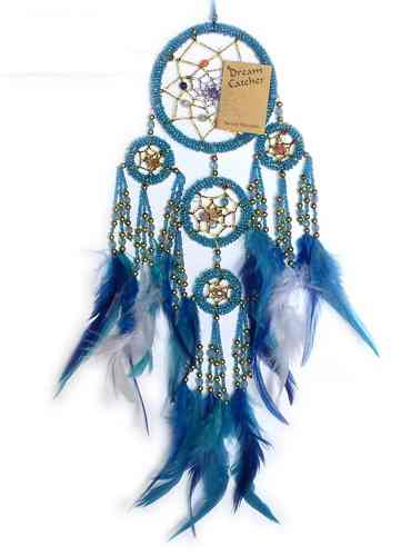 Beaded Dreamcatcher - Just-Oz