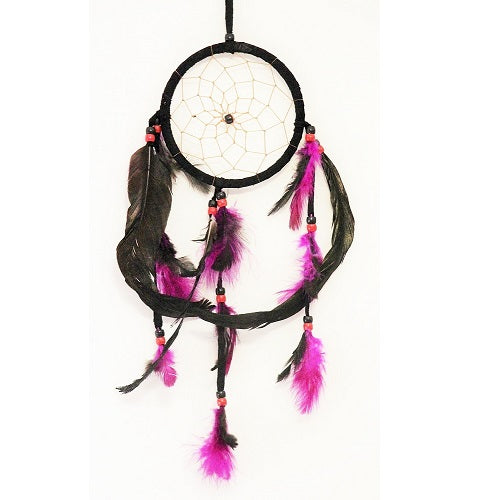 Dreamcatcher Single Ring 12cm - Just-Oz