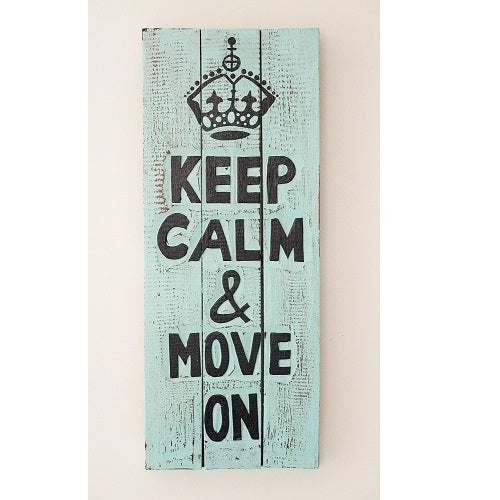 Keep Calm Plaques - Just-Oz