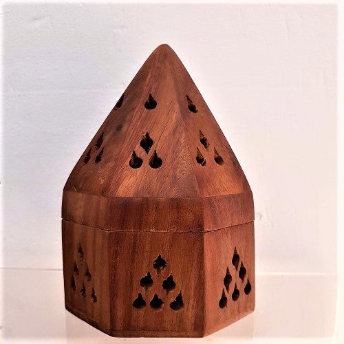 Pyramid Box Cone Holder - Just-Oz