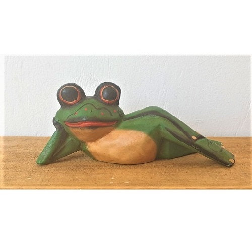 Relaxing Frog - Just-Oz
