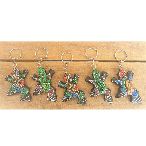 Frog Keyring - Just-Oz