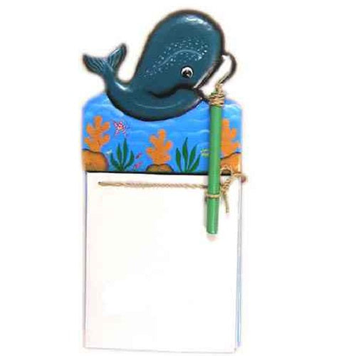 Moby Whale Notepad - Just-Oz