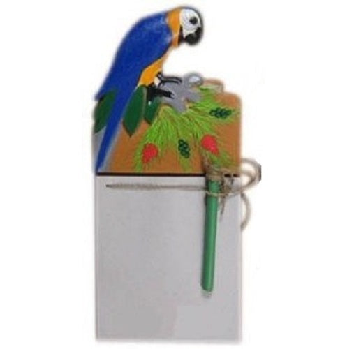 Macaw Notepad - Just-Oz