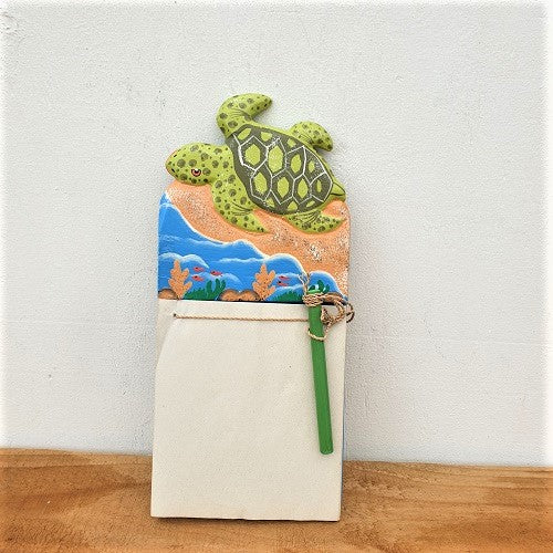 Turtle Notepad - Just-Oz