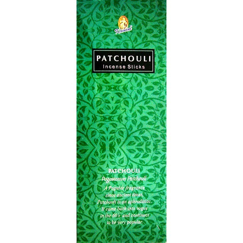 Patchouli. - Just-Oz