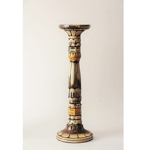 50cm Antique Candlestick - Just-Oz