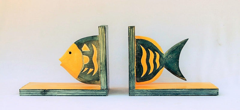 Fish Bookends - Just-Oz