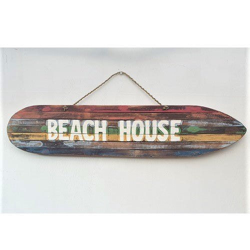 Beach House Sign - Just-Oz