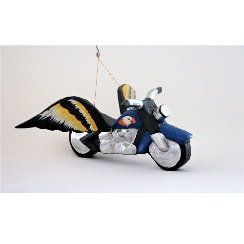 Flying Motorbike - Just-Oz