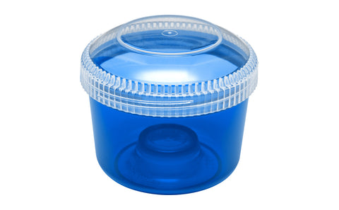 wide mouth threaded containers