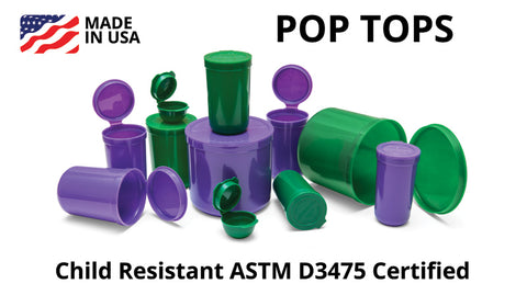 mmj containers made in usa