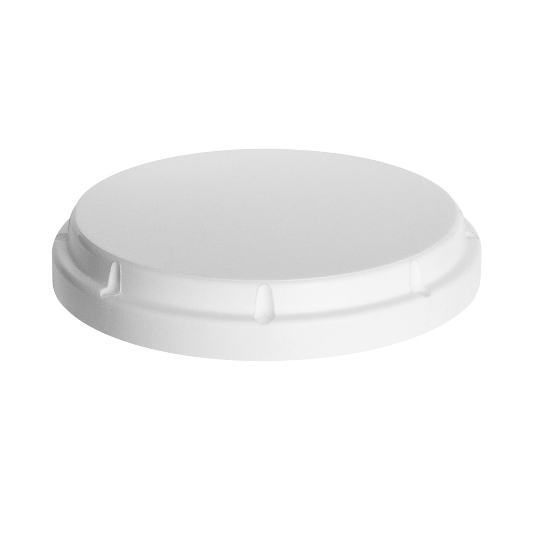 Child Resistant Container Cap White - 600 Qty.
