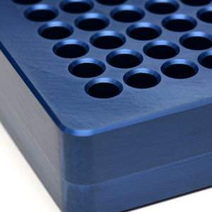Anodized Aluminum Cart Holder Tray (A-10 Filler / A10-HotShot)