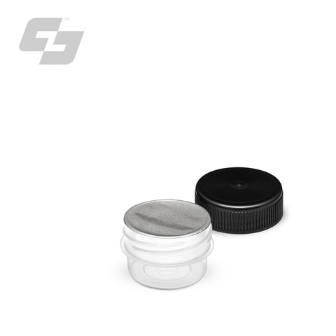 3 Dram (7ml) Airtight Foil Sealed Concentrate Containers