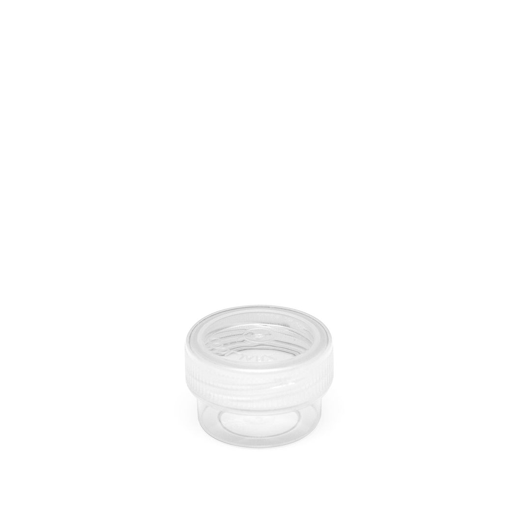 7ml Plastic Concentrate Container Closed