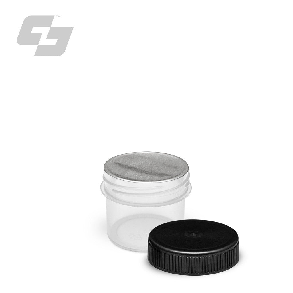 5 Dram Airtight Foil Sealed Jars