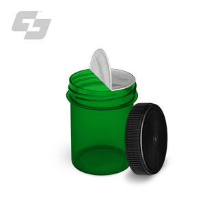 15-DRAM SCREW-CAP FOIL-SEALABLE JARS