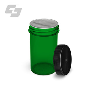 19 Dram Airtight Foil Sealed Jars