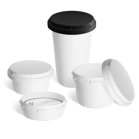 Child Resistant Sealable Containers Sample Pack