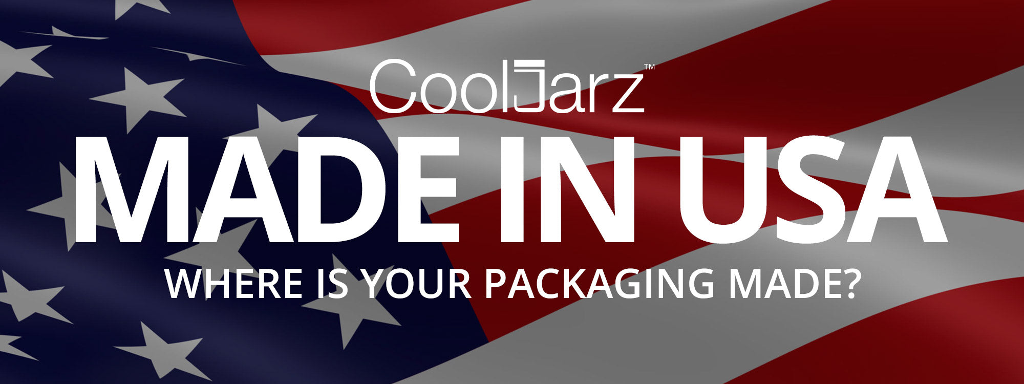 Cooljarz 100 Percent Made In USA