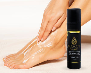 Premium Hemp Foot Relief Cream