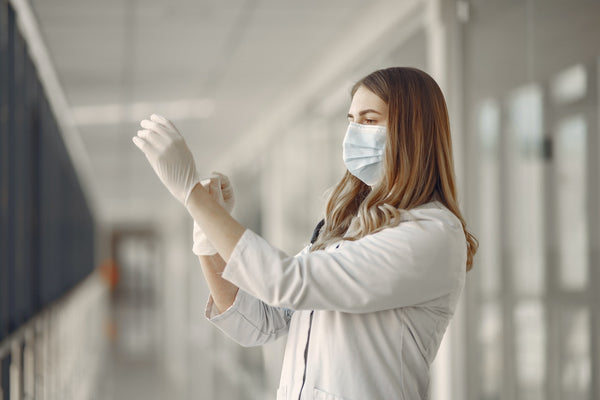Why synthetic nitrile glove is the new alternative