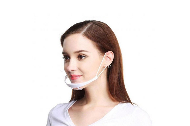 Chin Visor Guard - With Earloops - One Care