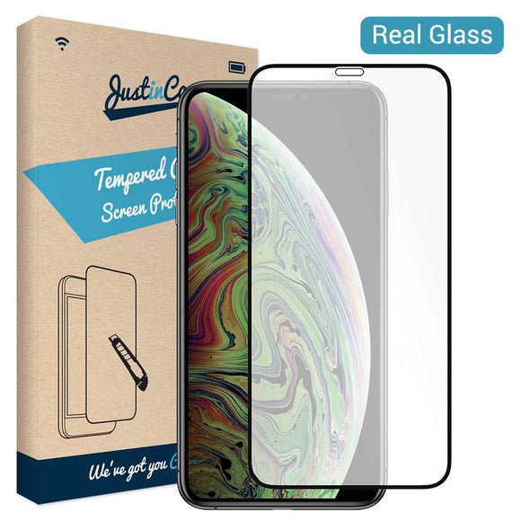 Just in Case Tempered Glass - Apple iPhone Xs Max (Full Cover)