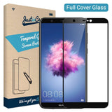 Just in Case Tempered Glass - Huawei P Smart (Full Cover)