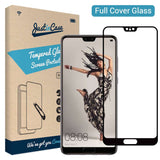 Just in Case Tempered Glass - Huawei P20 (Full Cover)