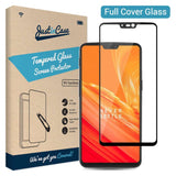 Just in Case Tempered Glass - OnePlus 6 (Full Cover)