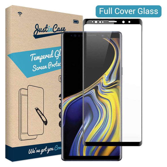 Just in Case Tempered Glass - Samsung Galaxy Note 9 (Full Cover)
