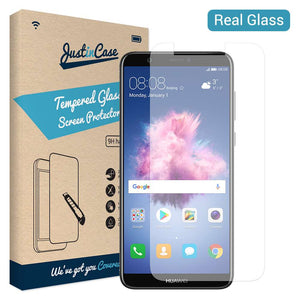 Just in Case Tempered Glass - Huawei P Smart 2018