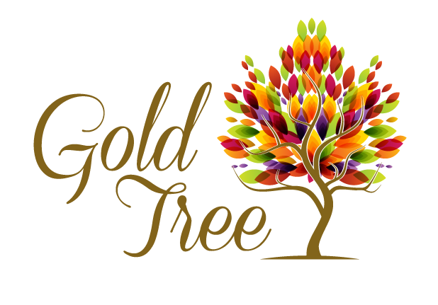 Gold Tree by CS