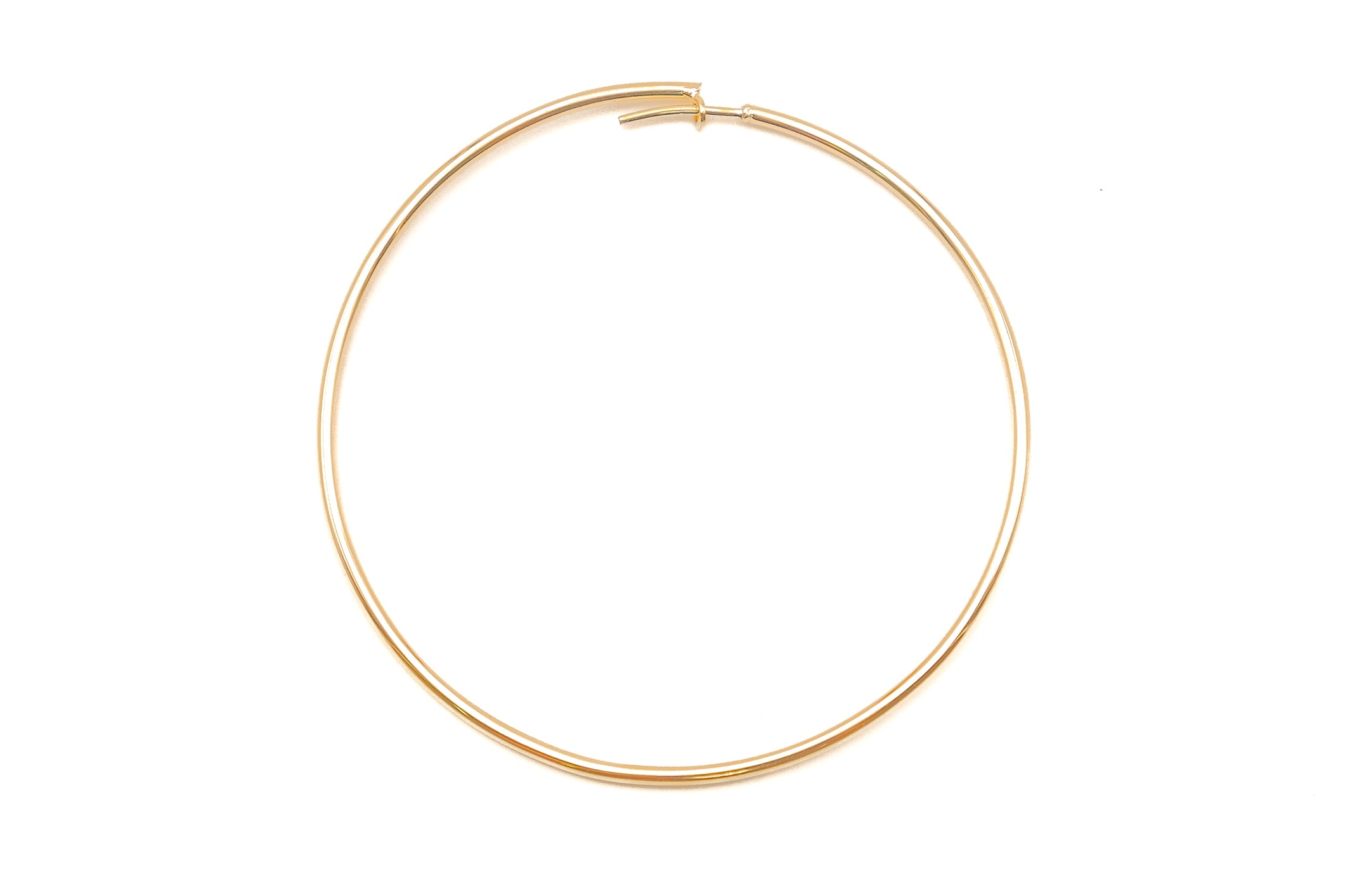Earring Hoop 50 mm - (1 pair)